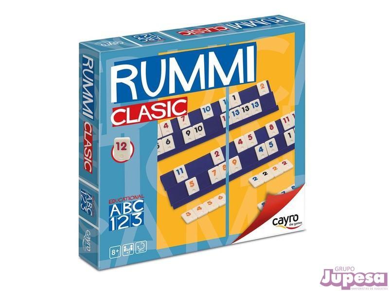 JUEGO RUMMI CLASIC