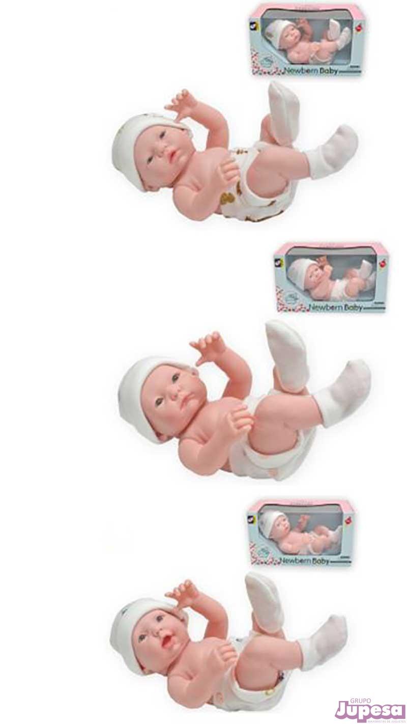 MUÑECO RECIEN NACIDO NEWBORN BABY