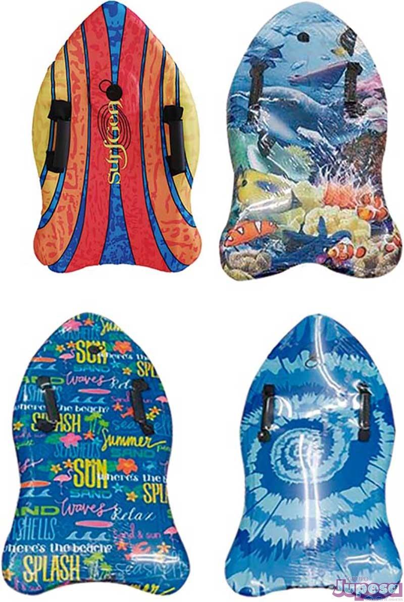 TABLA SURF FORMAS 68 CM. C/ASAS
