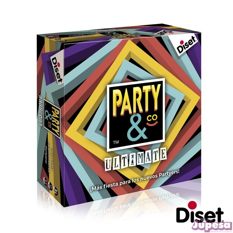 JUEGO PARTY & CO ULTIMATE