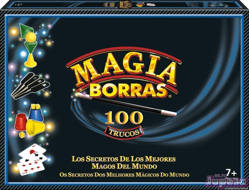 MAGIA BORRAS 100 TRUCOS