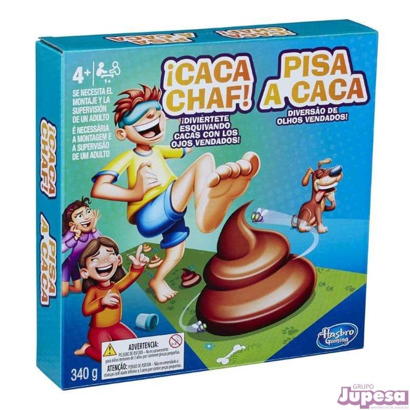 JUEGO ¡CACA CHAF!