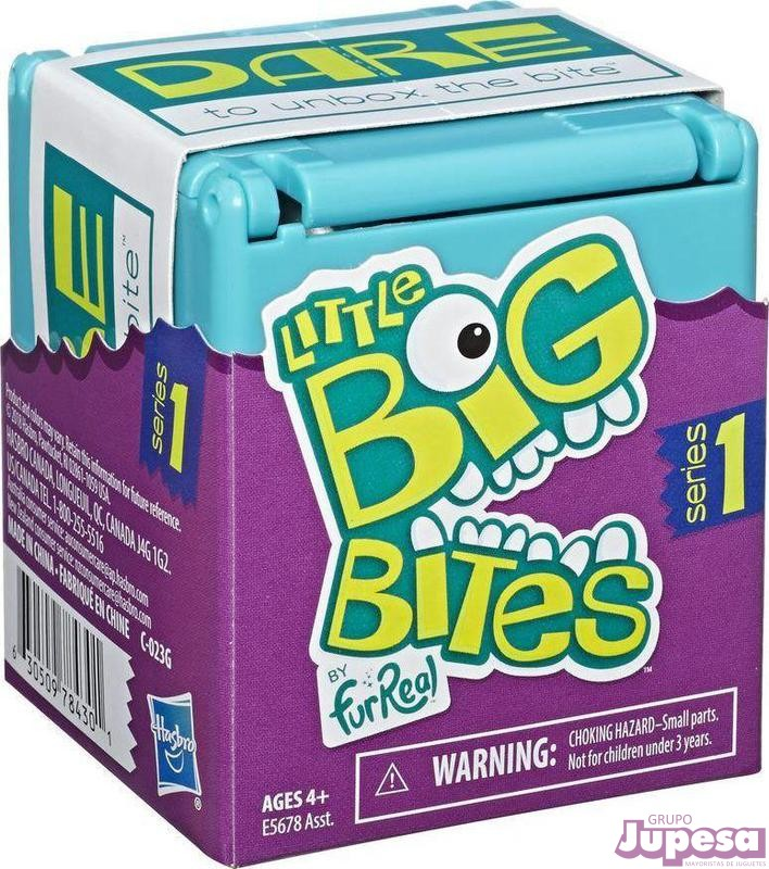LITTLE BIG BITES BY FURREAL SERIE 1