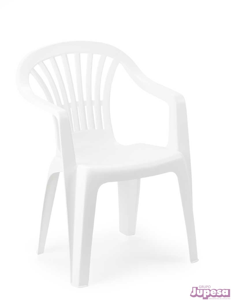 SILLON APILABLE RESINA ALTEA BLANCO