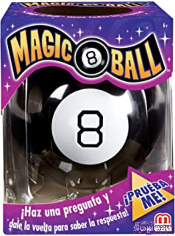 JUEGO MAGIC 8 BALL