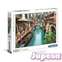 PUZZLE 1000 PZAS. CANAL DE VENECIA