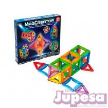 MAGCREATOR 3D CONSTRUCCION 31 PZAS.