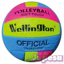 BALON VOLLEYBALL OFICIAL COLORES