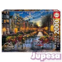 PUZZLE 2000 PZAS. AMSTERDAM