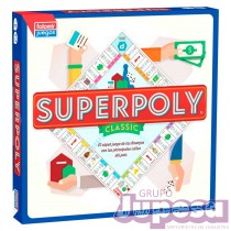 JUEGO SUPERPOLY CLASSIC