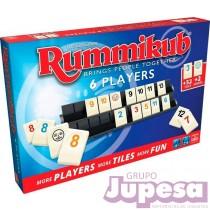 JUEGO RUMMIKUB ORIGINAL 6 JUGADORES