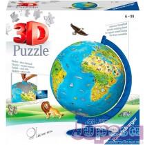 PUZZLE 3D GLOBO TERRAQUEO 180PZAS.