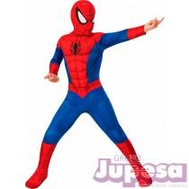 DISFRAZ SPIDER-MAN 5-7 AÑOS