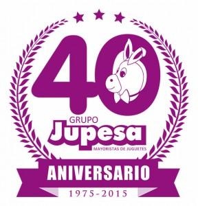 Jupesa. 40 aniversario.